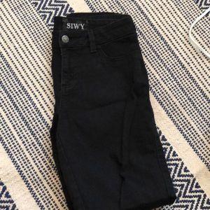 Black Siwy Hannah Jeans